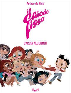 Copertina CHIODO FISSO n.2 - CACCIA ALL'UOMO!, B&M EDIZIONI