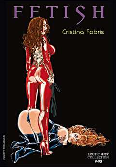 Copertina EROTIC ART COLLECTION #49 Special Edition n.49 - FETISH Special Edition, B&M EDIZIONI