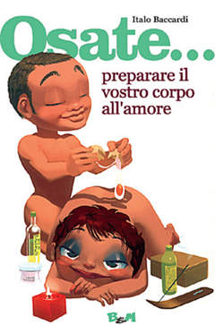 Copertina OSATE... n.3 - Osate preparare il vostro corpo all'amore, B&M EDIZIONI