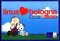 Copertina LINUS LOVES BOLOGNA CATALOGO n.0 - CATALOGO MOSTRA BOLOGNA 2000 DA SETTEMBRE 2000, BALDINI & CASTOLDI