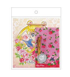 Copertina SAILOR MOON BORSA DA REGALO n.4 - MOON, BANDAI