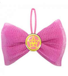 Copertina SAILOR MOON CLEASING NET FUCSI n. - SAILOR MOON CLEASING NET SPUGNA FUCSIA, BANDAI