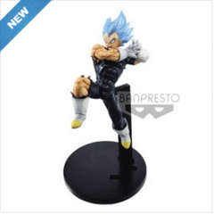 Copertina DRAGON BALL n.8 - DRAGON BALL SUPER TAG FIGHTER VEGETA FIGURE 17CM, BANPRESTO