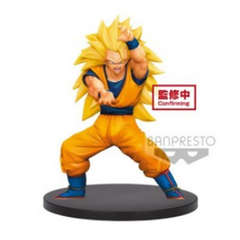 Copertina DRAGON BALL n.33 - CHOSENSHIRETSUDEN 4 SUPER SAIYAN 3 SON GOKU, BANPRESTO