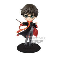 Copertina Q POSKET n.14 - HARRY POTTER - HARRY POTTER A NORMAL - FIGURE 14CM, BANPRESTO