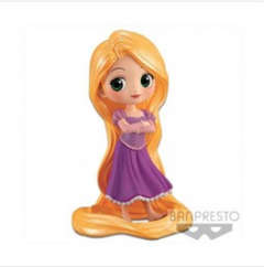 Copertina Q POSKET n.6 - DISNEY - RAPUNZEL GIRLISH CHARM (NORMAL COLOR V.), BANPRESTO