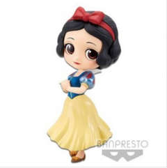 Copertina Q POSKET n.2 - DISNEY - SNOW WHITE (NORMAL COLOR VER.) FIG 14CM, BANPRESTO
