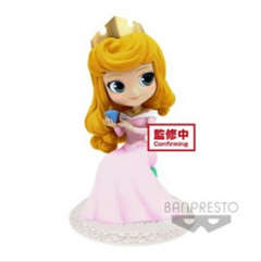 Copertina Q POSKET n.79 - DISNEY SLEEPING BEAUTY - PRINCESS AURORA, BANPRESTO