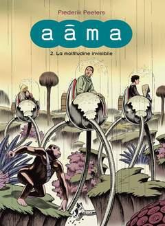 Copertina AAMA (m4) n.2 - LA MOLTITUDINE INVISIBILE, BAO PUBLISHING