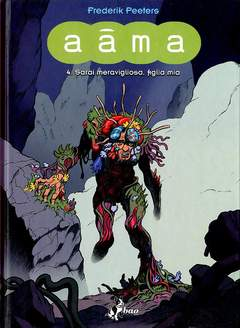 Copertina AAMA (m4) n.4 - AAMA, BAO PUBLISHING