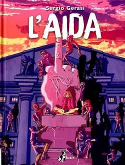 Copertina AIDA n. - L'AIDA, BAO PUBLISHING