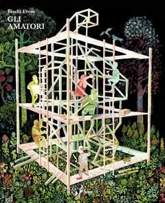 Copertina AMATORI n.0 - GLI AMATORI, BAO PUBLISHING