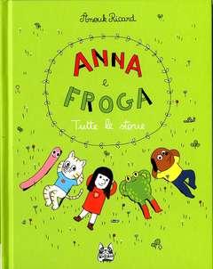 Copertina ANNA E FROGA n.0 - ANNA E FROGA, BAO PUBLISHING