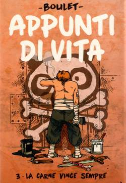 Copertina APPUNTI DI VITA n.3 - APPUNTI DI VITA, BAO PUBLISHING