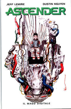 Copertina ASCENDER n.3 - ASCENDER, BAO PUBLISHING