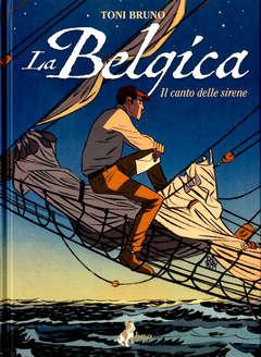 Copertina BELGICA (m2) n.1 - LA BELGICA, BAO PUBLISHING