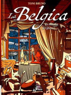 Copertina BELGICA (m2) n.2 - LA MELODIA DEI GHIACCI, BAO PUBLISHING