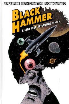 Copertina BLACK HAMMER n.4 - L'ERA DEL TERRORE 2, BAO PUBLISHING