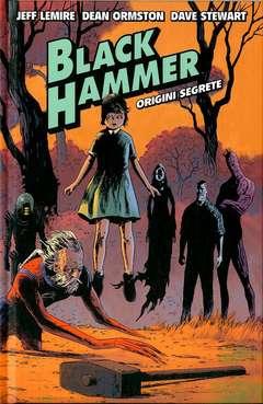 Copertina BLACK HAMMER n.1 - ORIGINI SEGRETE, BAO PUBLISHING