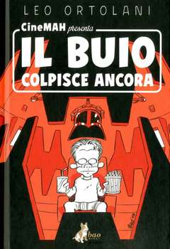 Copertina BUIO COLPISCE ANCORA n. - IL BUIO COLPISCE ANCORA, BAO PUBLISHING