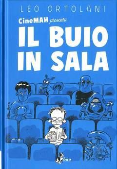 Copertina BUIO IN SALA n. - IL BUIO IN SALA, BAO PUBLISHING