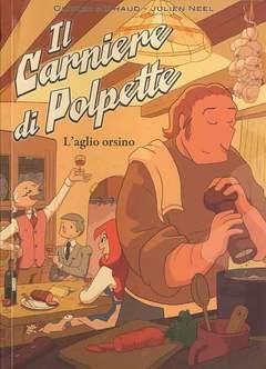 Copertina CARNIERE DI POLPETTE (m3) n.1 - L'AGLIO ORSINO, BAO PUBLISHING