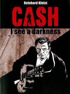Copertina CASH - I SEE A DARKNESS n.0 - CASH - I SEE A DARKNESS, BAO PUBLISHING