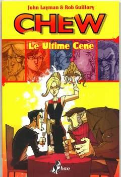 Copertina CHEW n.11 - CHEW, BAO PUBLISHING