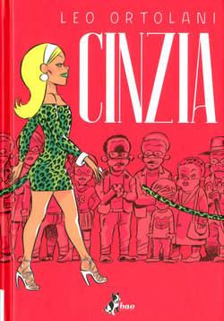 Copertina CINZIA n. - CINZIA, BAO PUBLISHING