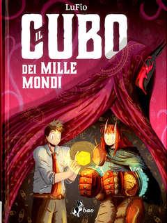 Copertina CUBO DEI MILLE MONDI n. - IL CUBO DEI MILLE MONDI, BAO PUBLISHING