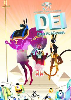 Copertina DEI n.2 - DEUS EX MACHINA, BAO PUBLISHING