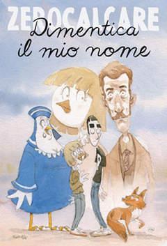 Copertina DIMENTICA IL MIO NOME Variant n.0 - DIMENTICA IL MIO NOME - Variant, BAO PUBLISHING