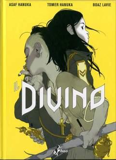 Copertina DIVINO n.0 - IL DIVINO, BAO PUBLISHING