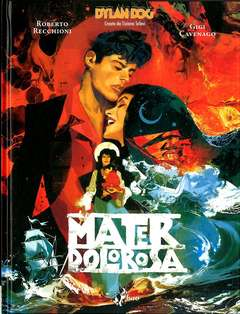 Copertina DYLAN DOG MATER DOLOROSA n.0 - MATER DOLOROSA, BAO PUBLISHING