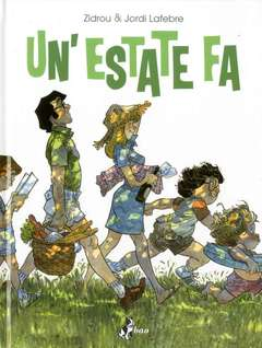 Copertina ESTATE FA n.1 - UN'ESTATE FA, BAO PUBLISHING
