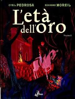 Copertina ETA' DELL'ORO n.2 - L'ETA' DELL'ORO, BAO PUBLISHING