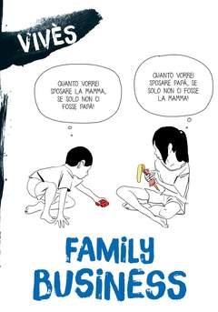 Copertina FAMILY BUSINESS n.0 - FAMILY BUSINESS, BAO PUBLISHING