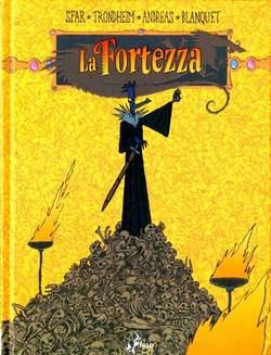 Copertina FORTEZZA (m6) n.2 - LA FORTEZZA, BAO PUBLISHING
