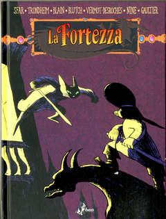 Copertina FORTEZZA (m6) n.3 - LA FORTEZZA, BAO PUBLISHING