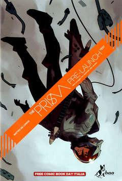 Copertina FREE COMIC BOOK DAY ITALIA '19 n. - THE PRISM, BAO PUBLISHING