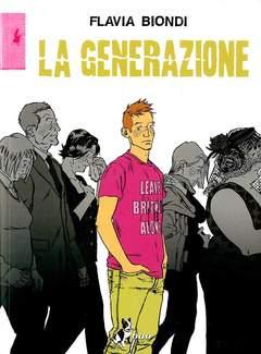 Copertina GENERAZIONE n.0 - LA GENERAZIONE, BAO PUBLISHING