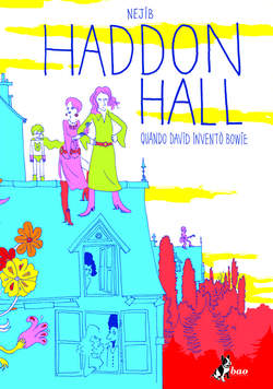 Copertina HADDON HALL n.0 - HADDON HALL, BAO PUBLISHING