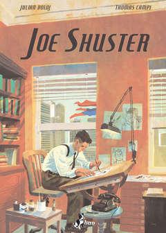 Copertina JOE SHUSTER n. - JOE SHUSTER, BAO PUBLISHING