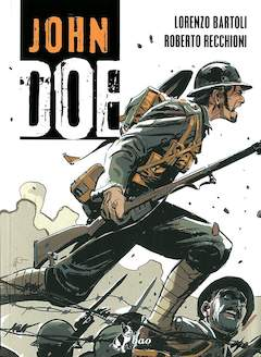 Copertina JOHN DOE n.2 - JOHN DOE, BAO PUBLISHING