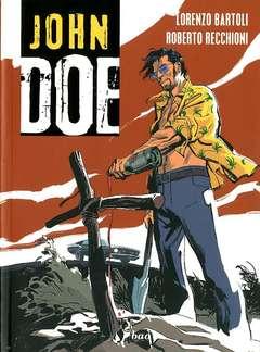 Copertina JOHN DOE n.4 - JOHN DOE, BAO PUBLISHING