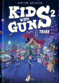 Copertina KIDS WITH GUNS n.2 - KIDS WITH GUNS, BAO PUBLISHING
