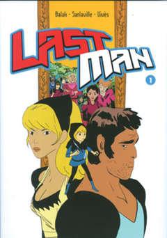 Copertina LAST MAN n.1 - LAST MAN, BAO PUBLISHING
