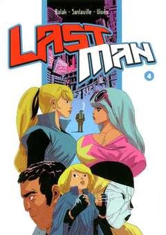 Copertina LAST MAN n.4 - LAST MAN, BAO PUBLISHING