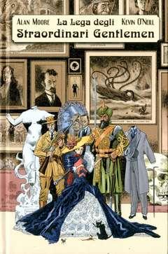 Copertina LEGA STRAORDINARI GEN. New Ed. n.1 - LA LEGA DEGLI STRAORDINARI GENTLEMEN, BAO PUBLISHING