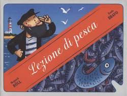 Copertina LEZIONI DI PESCA n.0 - LEZIONI DI PESCA, BAO PUBLISHING